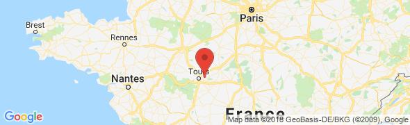 adresse le-moulin-tresneau.com, Noizay, France