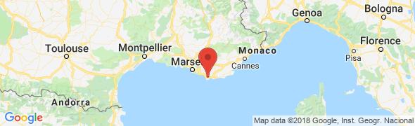 adresse azurio-gazon.fr, La Seyne-sur-Mer, France