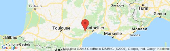 adresse clesure.com, Languedoc Roussillon, France