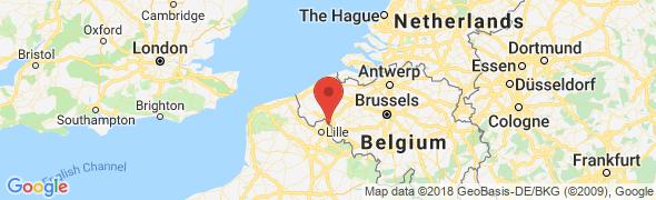 adresse scooty.be, Mouscron, Belgique
