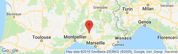 adresse abdistribution.fr, Vedène, France