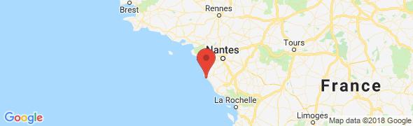 adresse oreedespins.fr, Saint-Jean-de-Monts, France