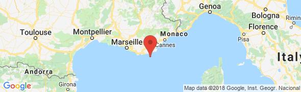 adresse hotel-lemanoirportcros.com, Hyères, France