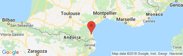 adresse visionsudsante.fr, Cabestany, France