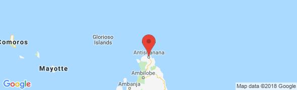 adresse diego-suarez-immobilier.com, Diégo-Suarez Antsiranana, Madagascar