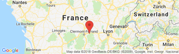 adresse manuthiers.com, Peschadoires, France