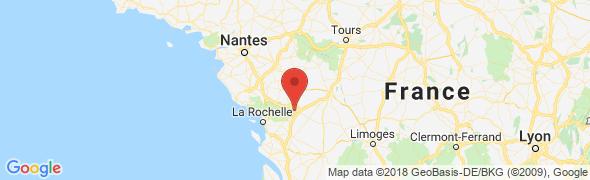 adresse riastudio.fr, Niort, France