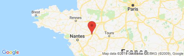adresse cava49.org, Angers, France
