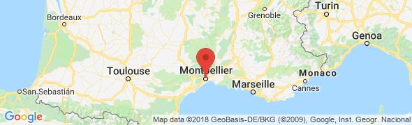 adresse osteopathe-montpellier-dignat.fr, Montpellier, France