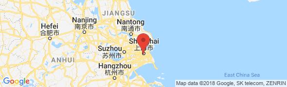 adresse ciprocess.com, Shanghai, Chine
