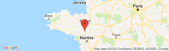 adresse e-clim.com, Grand-Fougeray, France