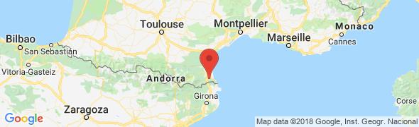 adresse creation-sites.com, Saint-Génis-des-Fontaines, France