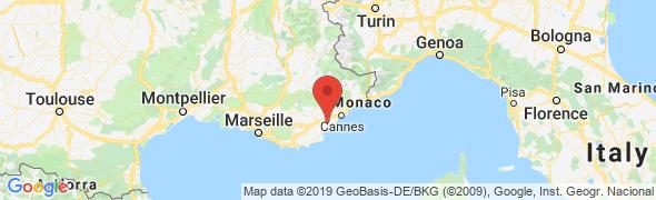 adresse solar-esterel.fr, Frejus, France