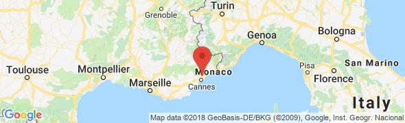 adresse eurofrance-realestate.com, Valbonne, France