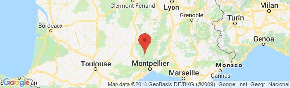 adresse gabservices.fr, Valleraugue, France