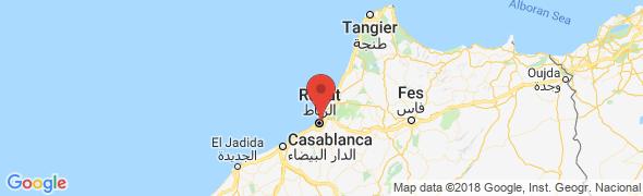 adresse cercleimmobilier.ma, Rabat, Maroc