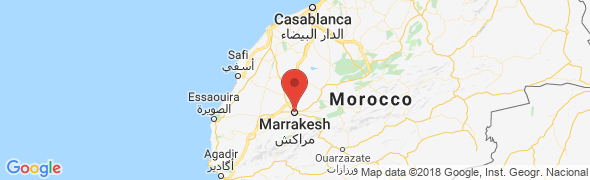 adresse riadchafia.com, Marrakech, Maroc