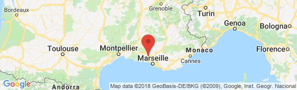 adresse cuisine-froid-professionnel.com, La Fare Les Oliviers, France