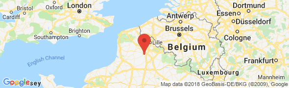 adresse pbg62-airsoft.fr, Arras, France