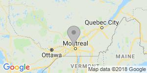 adresse et contact Uniglass Plus, Laval, Canada