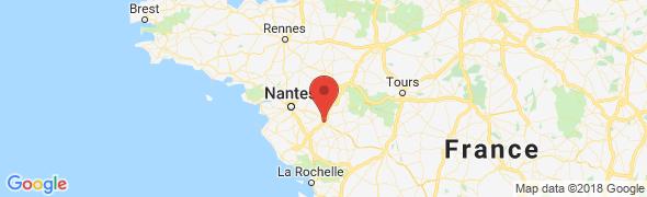 adresse irss.fr, Cholet, France