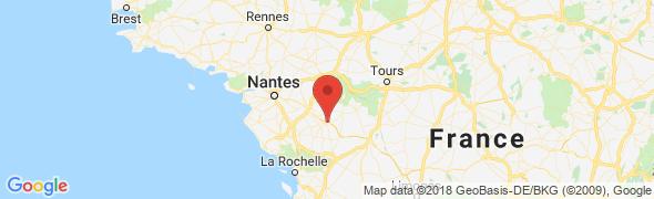 adresse cliptou.fr, Bressuire, France
