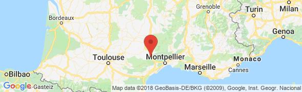 adresse grotte-de-labeil.com, Lauroux, France