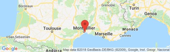 adresse provibat.fr, Pérols, France