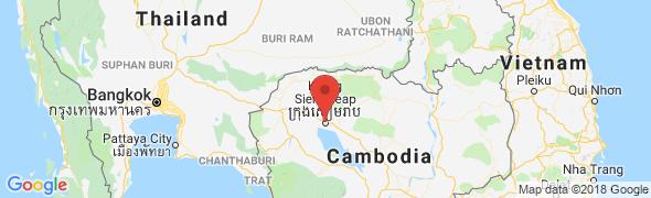 adresse angkor-sit.com, Krong Siem Reap, Cambodge