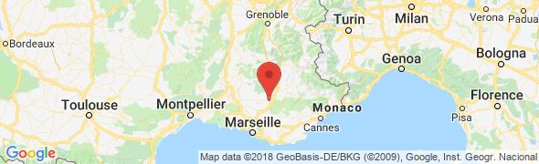 adresse sud-transaction-commerce.com, Manosque, France