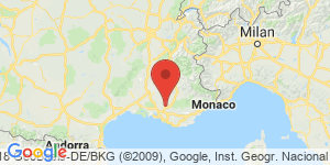 adresse et contact Aina Andriantsimahavandy, ostéopathe, Pertuis, France