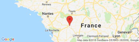adresse herve-bazile-ebenisterie-86.com, Bignoux, France