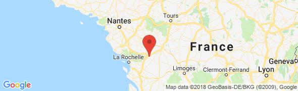 adresse baudetsdubreuil.fr, Aigonnay, France