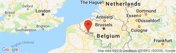 adresse serenitecremation.fr, Hem, France