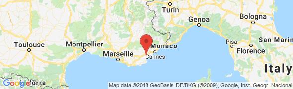 adresse thalgo.fr, Roquebrune-sur-Argens, France