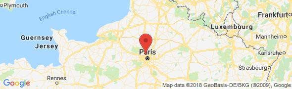 adresse autocarsjames.com, Gennevilliers, France