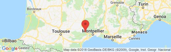 adresse teleaccueil34.fr, Lodève, France