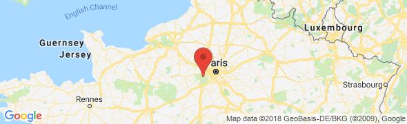 adresse climatgaz.fr, Le Mesnil-Saint-Denis, France