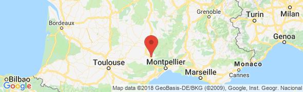 adresse gites-millau-larzac.com, La Couvertoirade, France