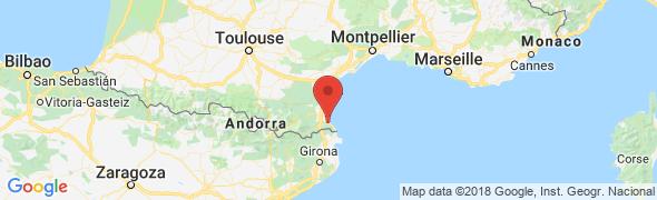 adresse hotel-acajou.fr, Argeles sur Mer, France