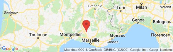 adresse lepartagedessens.fr, L'Isle sur la Sorgue, France