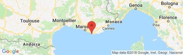 adresse kartinpizza.com, Six-Fours-les-Plages, France