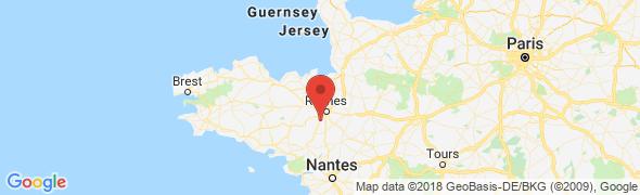 adresse portesautomatiques-theze-35.com, Guichen, France