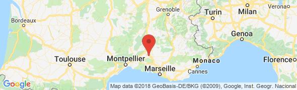 adresse rene-nicola.fr, Noves, France