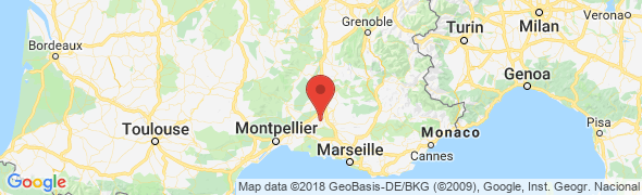 adresse toupine-cabesselle.com, Barbentane, France