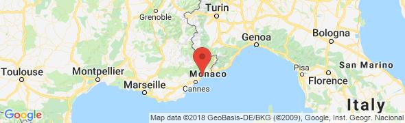 adresse taxi-chris.fr, Nice, France