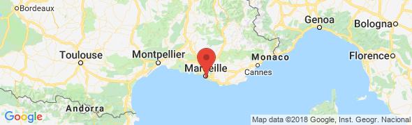 adresse laroutedesvins.com, Marseille, France