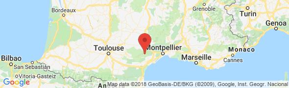 adresse velodorb.com, Le Poujol-sur-Orb, France