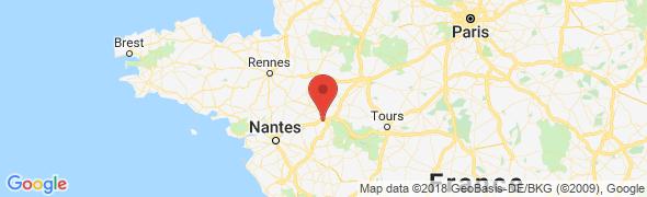 adresse acasaide.com, Angers, France