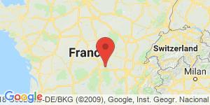adresse et contact Arverne Création, Chateldon, France